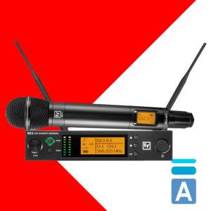 Electro-Voice RE3-ND76 bežični ručni vokalni mikrofon | Artist d.o.o. Bosna i Hercegovina, Banja Luka, Sarajevo