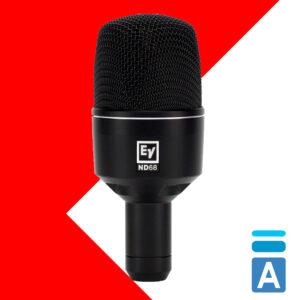 Electro-Voice ND68 instrumentalni mikrofon :: Artist d.o.o. Banja Luka, Sarajevo