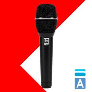 Electro-Voice ND86 vokalni mikrofon   Artist d.o.o. Bosna i Hercegovina, Banja Luka, Sarajevo