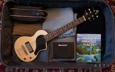 Blackstar Carry-On Travel gitare