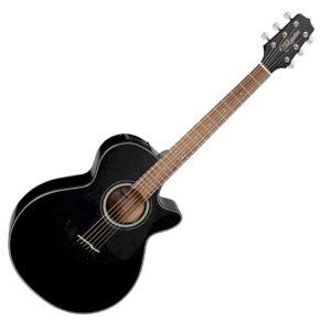 Takamine GF30CE-BLK akustična ozvučena gitara