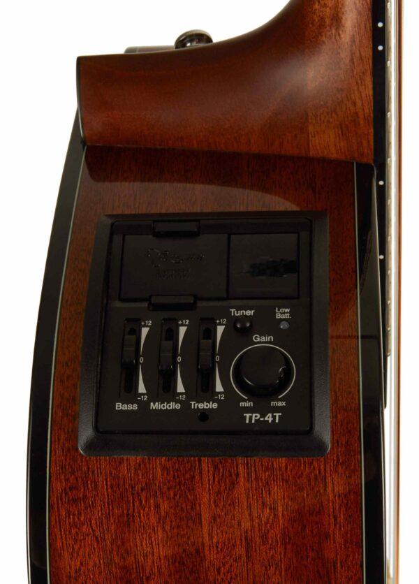 Takamine GD15CE-NAT akustična ozvučena gitara sa torbom