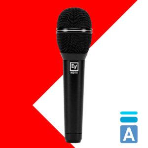 Electro-Voice ND76 vokalni mikrofon   Artist d.o.o. Bosna i Hercegovina, Banja Luka, Sarajevo
