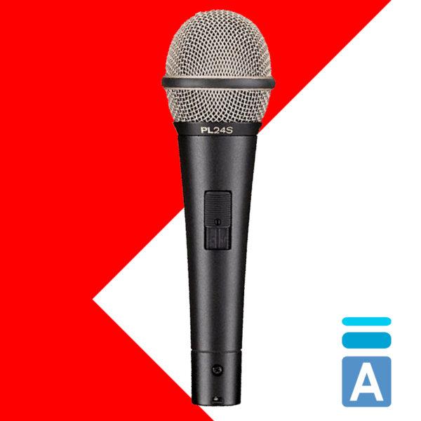 Electro-Voice PL24S vokalni mikrofon | Artist d.o.o. Bosna i Hercegovina, Banja Luka, Sarajevo
