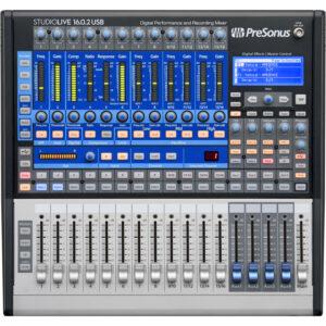 PreSonus StudioLive 16.0.2 USB digitalna mikseta