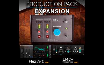 SSL Production Pack Expansion promocija